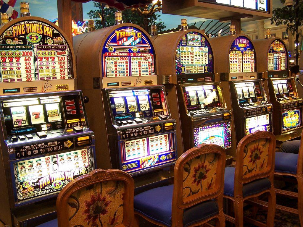 online slot betting