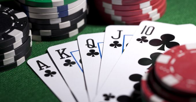 law poker sites